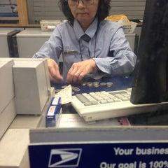 Photo taken at US Post Office by Jennifer K. on 12/24/2013