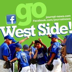 Photo taken at West Side Little League by Allison C. on 6/18/2013