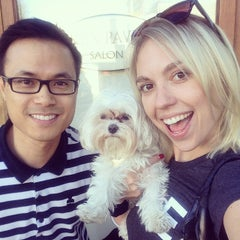 Photo taken at Ken Paves Salon by Chrystall F. on 8/28/2014