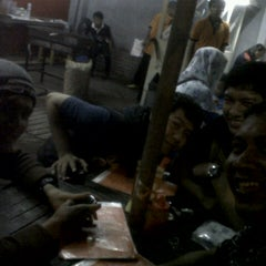 Photo taken at Roti Bakar Eddy by Dave loenzy R. on 1/20/2013