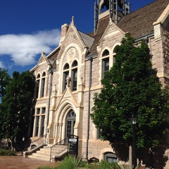 Photo taken at Colorado College by C.C. M. on 6/11/2015