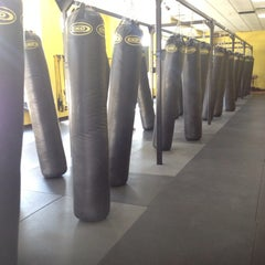 Photo taken at CKO Kickboxing of Carroll Gardens by Kay T. on 7/16/2013