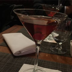 Photo taken at The Jazz Room at The Kitano by Timothy T. on 3/5/2015