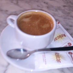 Photo taken at Café de la Seu by Henry E. on 3/19/2014