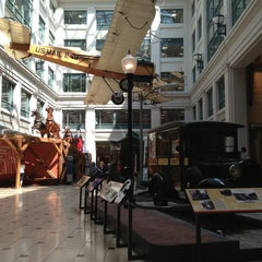 Photo taken at National Postal Museum by Philippe S. on 7/23/2013
