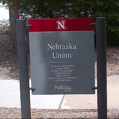 Photo taken at Nebraska Union by Rick V. on 8/3/2013