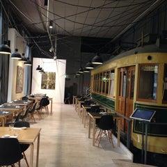 Photo taken at Kulttuuritehdas Korjaamo by Molly S. on 10/25/2014