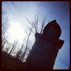 Photo taken at Ontelaunee park by Eric K. on 12/6/2012