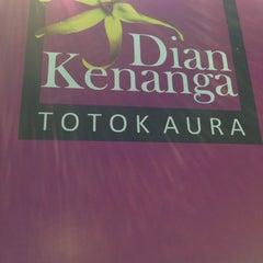 Photo taken at Dian Kenanga Totok Aura by Hetty K. on 7/27/2013
