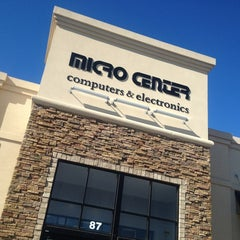 Photo taken at Micro Center by Roy W. on 2/6/2013
