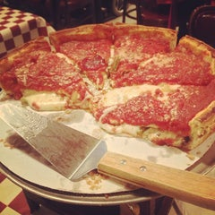 Photo taken at Giordano's by Mike L. on 12/2/2012