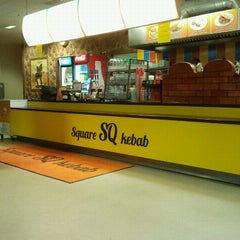 Photo taken at Square SQ kebab by Georgi Z. on 7/18/2012