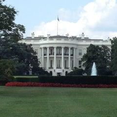 Photo taken at The White House by Simon S. on 8/20/2013