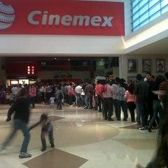 Photo taken at Cinemex by Marijo M. on 9/29/2013