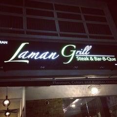 Photo taken at Laman Grill Steak & Bar-B-Que by Haffiz L. on 3/7/2013