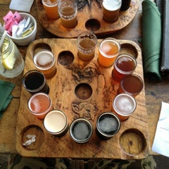 Photo taken at North Country Brewing Co by Christopher P. on 5/21/2013