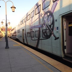 Photo taken at Metrolink San Bernardino Station by Eric B. on 7/6/2013