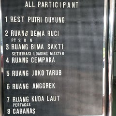 Photo taken at Patra Jakarta Hotel by Gilang d. on 9/6/2013