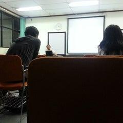 Photo taken at Gedung B - Institut Teknologi Telkom by Pria P. on 3/12/2014