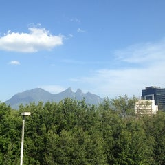 Photo taken at Universidad Metropolitana de Monterrey by Saul T. on 6/22/2013