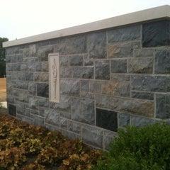 Photo taken at Holtzman Alumni Center by Linda W. on 11/23/2012