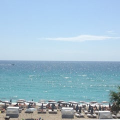 Photo taken at Alba Seaside Italian by DiningOut M. on 5/10/2013