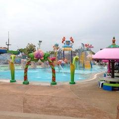 Photo taken at Fantasia Lagoon by Krit P. on 10/13/2014