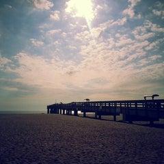 Photo taken at St. Augustine Pier by AL K. on 4/3/2013