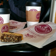 Photo taken at Saxbys Coffee by Yolanda F. on 10/12/2013