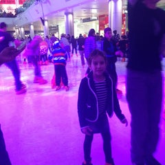 Photo taken at Ice Rink by SKYWALKERS53 . on 12/26/2012