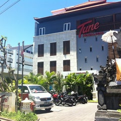 Photo taken at Tune Hotels by A. Andhy K. on 3/6/2014