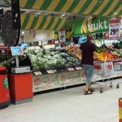 Photo taken at ICA MAXI Supermarket by Ola on 8/2/2013