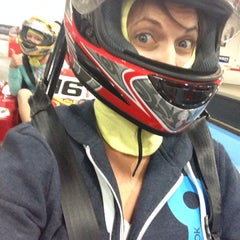 Photo taken at K1 Speed Phoenix by Ginger L. on 4/4/2014