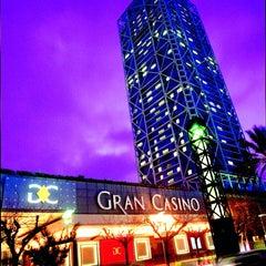 Photo taken at Casino Barcelona by Анастасия Г. on 7/27/2013
