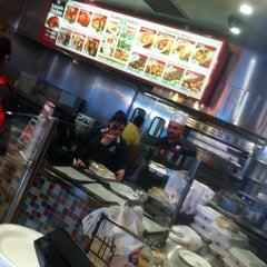 Photo taken at Zankou Chicken by Houston G. on 1/25/2013