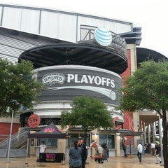 Photo taken at AT&T Center by Kaitlyn K. on 6/13/2013