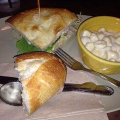 Photo taken at Panera Bread by Sarah Katlyn A. on 11/1/2013