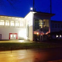 Photo taken at Geißbockheim by Micha on 1/28/2016