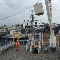 Photo taken at Beatrixhaven by Lesha K. on 11/17/2015