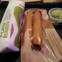 Photo taken at Taco Bell by Adam R. on 11/25/2014
