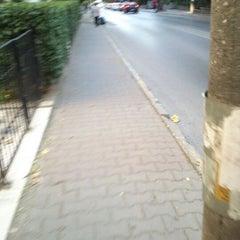 Photo taken at Ethem Efendi Caddesi by Atakan A. on 6/27/2013