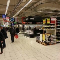 Photo taken at Auchan by Igor Z. on 2/16/2015
