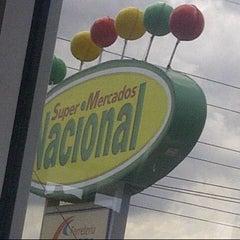 Photo taken at Supermercado Nacional by Jean C. on 9/30/2013
