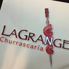 Photo taken at Lagrange • Churrascaría by Alejandro S. on 7/14/2013
