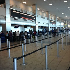 Photo taken at Aeropuerto Internacional de Tocumen (PTY) by Alejandro S. on 1/25/2013