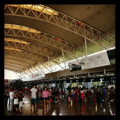 Photo taken at Ningbo Lishe International Airport (NGB) 宁波栎社国际机场 by Johnny L. on 7/11/2013