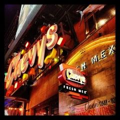 Photo taken at Chevys Fresh Mex by Jenn B. on 11/17/2012