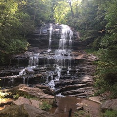 Photo taken at Pearson's Falls by Becky E. on 9/6/2015