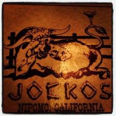 Photo taken at Jocko's Steak House by Bryan V. on 11/7/2012
