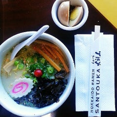 Photo taken at Santouka Ramen by Lester A. on 6/18/2013